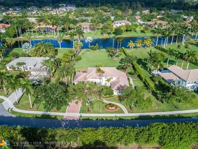 Davie Single Family Home For Sale: 4212 SW 107th Way