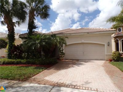 Pembroke Pines Single Family Home For Sale: 6271 SW 195th Ave