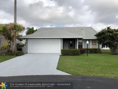West Palm Beach Single Family Home For Sale: 5295 Tiffany Anne Cir
