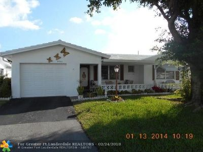 Pompano Beach Single Family Home For Sale: 2530 NW 1st Ave