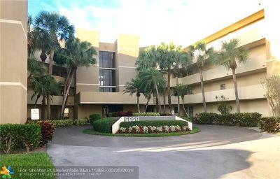Boca Raton Condo/Townhouse For Sale: 5650 Camino Del Sol #406