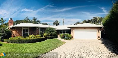 Fort Lauderdale Single Family Home For Sale: 2591 NE 41st Street