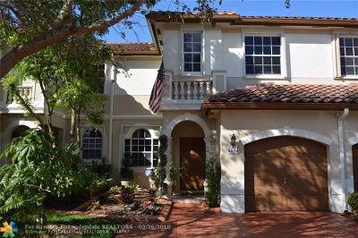 Miramar Condo/Townhouse Backup Contract-Call LA: 5004 SW 141st Ave #5004