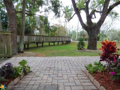 Fort Lauderdale Condo/Townhouse Backup Contract-Call LA: 1307 SW 4th Ct #1307