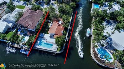 Fort Lauderdale Residential Lots & Land For Sale: 4 S Gordon Rd