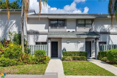 Coconut Creek Condo/Townhouse Backup Contract-Call LA: 3447 Carambola Cir #3447