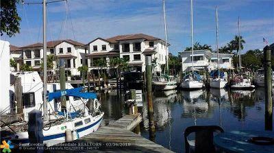 Fort Lauderdale Multi Family Home For Sale: 100 Hendricks Isle