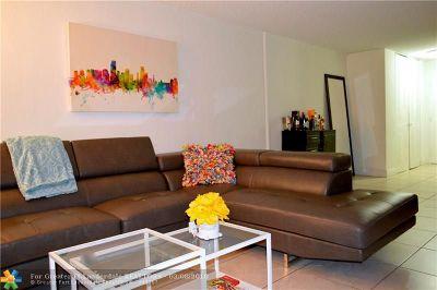 North Miami Condo/Townhouse For Sale: 1800 Sans Souci Blvd #322