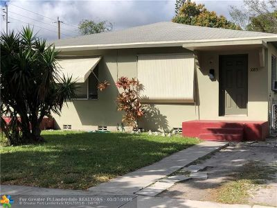 Miami Multi Family Home For Sale: 1085 NW 52nd St