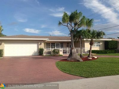 Pompano Beach Single Family Home Backup Contract-Call LA: 561 SE 13th Ct