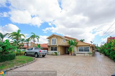 Miami Single Family Home For Sale: 3021 SW 117th Ave
