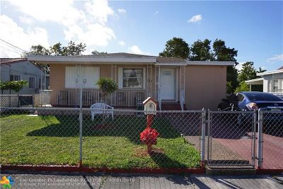 Coral Gables Single Family Home For Sale: 130 SW 49th Ave