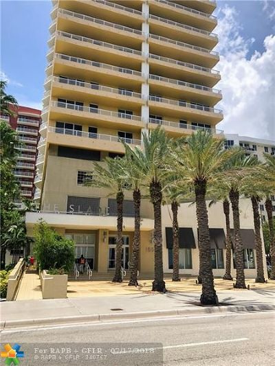 West Palm Beach Condo/Townhouse For Sale: 1551 N Flagler Dr #1201