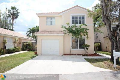 Margate FL Single Family Home Backup Contract-Call LA: $285,000