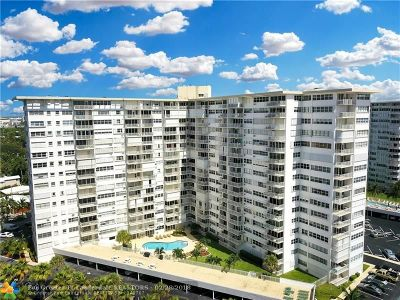 Fort Lauderdale Condo/Townhouse Backup Contract-Call LA: 1920 S Ocean Dr #1701