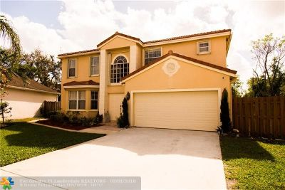 Boca Raton Single Family Home For Sale: 9612 Tavernier Dr
