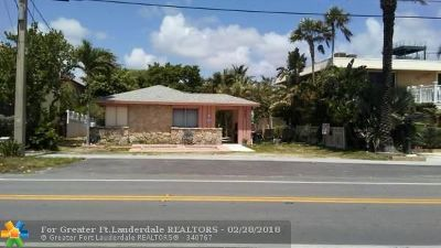 Deerfield Beach Multi Family Home For Sale: 501 NE 21st Ave