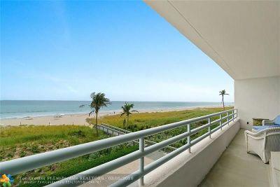Boca Raton Condo/Townhouse For Sale: 1500 S Ocean Blvd #202