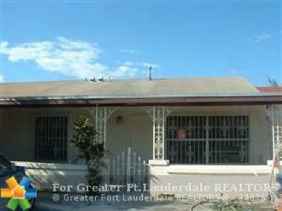 Miami Gardens Single Family Home Backup Contract-Call LA: 18947 NW 45th Ave