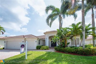 Plantation Single Family Home For Sale: 76 NW 108th Way