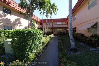 Delray Beach Condo/Townhouse For Sale: 164 Tuscany C #C