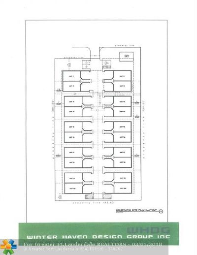 Fort Lauderdale Residential Lots & Land For Sale: 1712 SW 24th St