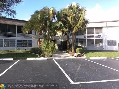 Margate Condo/Townhouse For Sale: 6501 Winfield Blvd #A-50