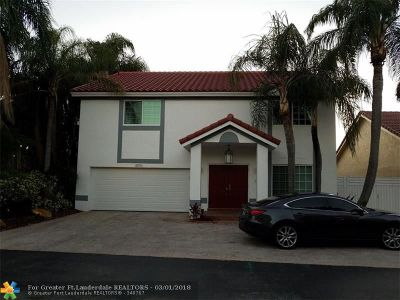 Miami Single Family Home For Sale: 18776 NW 80th Ave