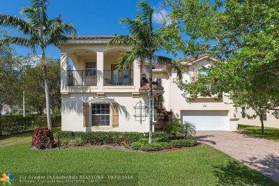 West Palm Beach Single Family Home For Sale: 470 Cresta Cir