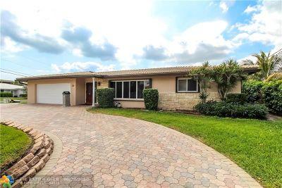 Pompano Beach Single Family Home For Sale: 990 SE 5th Ct