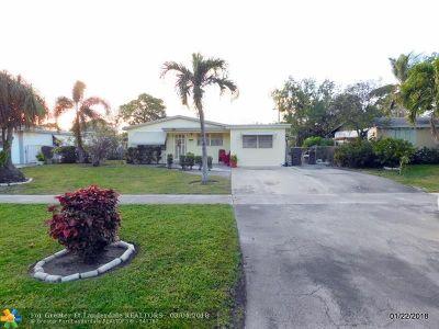 Delray Beach Single Family Home Backup Contract-Call LA: 320 NW 10th Ave