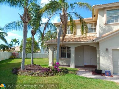 Pembroke Pines Single Family Home Backup Contract-Call LA: 361 SW 167th Ave
