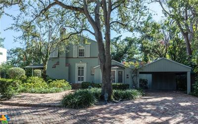 Rio Vista, Rio Vista C J Hectors Re, Rio Vista Isles Single Family Home For Sale: 1216 SE 11th Ct