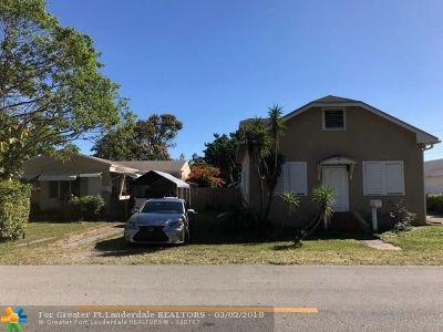 Hollywood Multi Family Home For Sale: 2718-2720 Polk St