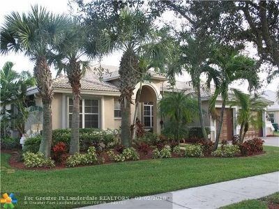 Cooper City Single Family Home For Sale: 13104 Spring Lake Dr