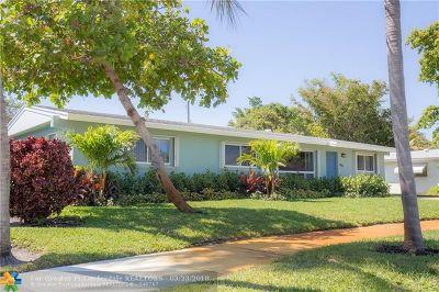 Deerfield Beach Single Family Home For Sale: 601 SE 8 Ave
