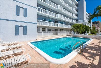 Fort Lauderdale FL Condo/Townhouse Backup Contract-Call LA: $370,000