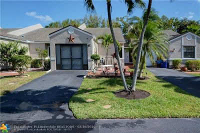 Pompano Beach FL Condo/Townhouse For Sale: $249,900