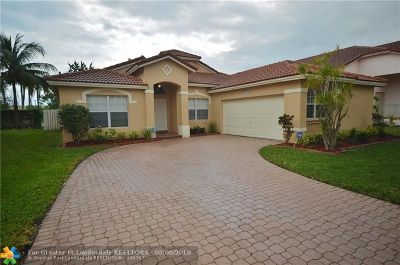 Pembroke Pines Single Family Home Backup Contract-Call LA: 18430 NW 9th St