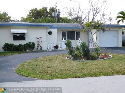 Deerfield Beach Single Family Home For Sale: 727 SE 9th Ave