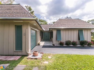 Coral Springs Condo/Townhouse Backup Contract-Call LA: 1985 Coquina Way #1985