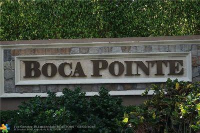 Boca Raton Condo/Townhouse For Sale: 22751 Mandeville Place #D