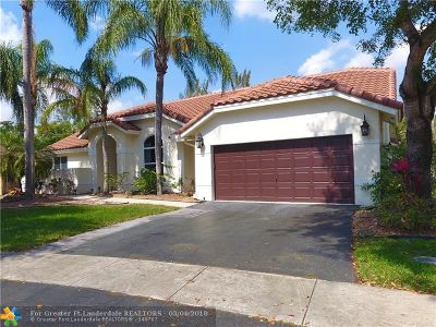 Single Family Home Sold: 10901 NW 18th Dr
