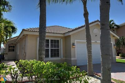 Miramar Single Family Home For Sale: 15066 SW 22nd St