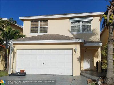 Deerfield Beach Single Family Home For Sale: 4042 Eastridge Drive