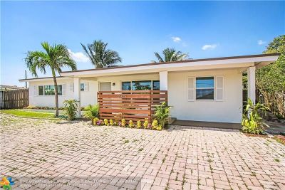 Wilton Manors Single Family Home Backup Contract-Call LA: 2909 NW 9th Ave