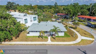 Miami Single Family Home For Sale: 970 NE 87th St