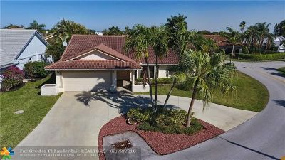 Tamarac Single Family Home Backup Contract-Call LA: 7700 NW 87th Ave
