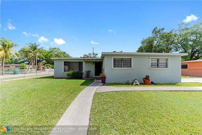 Miami Gardens Single Family Home Backup Contract-Call LA: 16825 NW 25th Ave