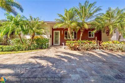 Single Family Home For Sale: 2317 NW 6th Av